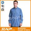 Neue Form-Denim-Arbeitskleidung der Art-2016 mit langer Hülse für Männer