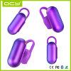 Stuk van het Oor van Bluetooth van de Hoofdtelefoon van Qcy Q12 het Super Lichte Mini