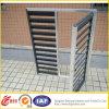 空気Conditional LouverかAluminum Fixed Louver Fence。 空気調節のルーバー、正面の装飾