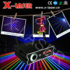 Zerreiben Patterns und Sd Card 1W RGB DJ Laser Light