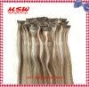 Couleurs de piano et couleurs remarquables 16 -26 Long clips dans les extensions de cheveux humains