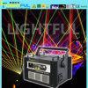6W RGB Analog DJ Laser-Publikation Show