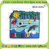 Souvenir promotionnel personnalisé la Floride (RC-US) d'aimants permanents de réfrigérateur de décoration de cadeaux
