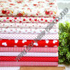 2014 Designs novo DIY Cotton e Polyester Printed Fabric 80GSM 150cm Width