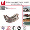 De op zwaar werk berekende Remschoenen van de Delen van het Systeem van de Rem van de Remtrommel van de Vrachtwagen Achter(199000340061) (199000440031)