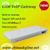 Входной 8-Channels GoIP_8 и установленная гибкая VoIP
