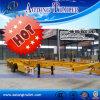 Hete Verkoop 2 de Aanhangwagen van het Vervoer van de Container van de As voor Verkoop