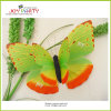 2016 장식적인 Waterproof 3D Butterfly, Apple 녹색 Butterfly Decoration