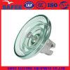 中国U160の80knによって強くされる中断ディスクのガラス絶縁体IEC -中国11kvの絶縁体、20kv絶縁体