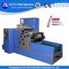 Máquina el rebobinar del papel de aluminio de la cocina de la fuente