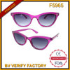 Ladies를 위한 F5965 Colorful Fashion Fox Eye Sunglasses