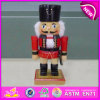 New quente Product para Attractive 2015 Design Wooden Nutcracker, DIY Wooden Toynutcracker, Wooden Christmas Custom Nutcracker W02A011