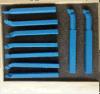 9개 피스 DIN&ISO 탄화물 도는 공구