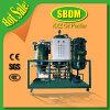 Sistema automático de la centrifugadora del petróleo del vacío de la eficacia alta de Kxzs