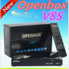 Logo auf The Box Skybox Openbox F5 F5s V8 V8s V5s DVB-S2 Satellitenfernsehen Receiver mit Free IPTV Factory Direct Selling tun