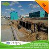 Tratamiento de aguas residuales chino para desalojar los iones de metales pesados