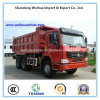 Carro de vaciado de la alta calidad HOWO 6X4, 371HP Sinotruck,