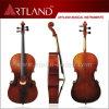 Handgemachtes Kursteilnehmer-Cello