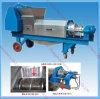 Máquina industrial do Juicer do extrator do suco com parafusos dobro