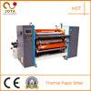 Máquina que raja de papel del informe médico termal