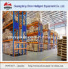 Justierbare Hochleistungsvorgewählte Ladeplatten-Stahlzahnstange für Lager-Speicher