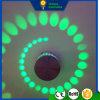 1W indicatore luminoso decorativo della parete della visualizzazione LED