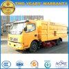 120HP LHD Straßen-Kehrmaschine-LKW-Preis der Kehrmaschine-7000L
