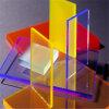 Preço acrílico colorido do plexiglás do molde da folha de PMMA