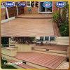 CE, ISO, SGS, suelo de madera al aire libre de la mirada WPC de la certificación del TUV