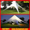 耐火性の防水庭のテントカバー星の陰のテント