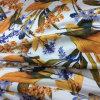Новая ткань платья Джерси Knit/конструкции цветка напечатанная цифров