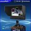 Lilliput 663/P2 7  IPS Menu van Shell_Pop-up Shortout van de Monitor van het Gebied van de Uitzending het _Metal