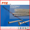 Barilotto della vite di profilo del PVC singolo