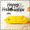 Стикер украшений подарка Halloween спайдера стикеров стены PVC черный