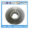 OEM Uitdrijving Heatsink van het Aluminium van de Douane de Grootte Uitgedreven