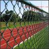 Sportlandの塀の庭の塀のダイヤモンドの金網の塀