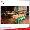 Алюминиевая комната кофеего отдыха пробки обедая стулы (NC-33)