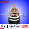 11kv Gepantserde Kabel 3X150mm van de Band van het Staal van de Kabel van het aluminium