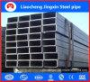 Q235 todos los tamaños del tubo cuadrado de acero de la autógena para la venta caliente