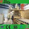 Panneau de mur de plâtre de gypse/chaîne production de conseil avec la norme de l'Europe