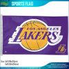 Équipe officielle 3 drapeau de basket-ball de Lakers NBA de La de ' X 5 '