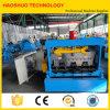 Qualitäts-Hochgeschwindigkeitsfußboden-Plattform-Stahlrollenformular-Maschine
