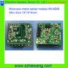 LEDライトのための小型Hw-MD6情報処理機能をもったマイクロウェーブトランシーバのモジュール