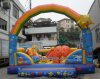 Sale (A099)のための0.55m PVC Inflatable Bouncer