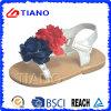 Nouvelle jolie sandale PU pour fille (TNK50019)