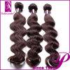 等級7A Virgin Unprocessed Hair、Human Hair 6A Weaveのインド人