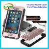 IP68はiPhone 7/6s/6のための3証拠のアームバンドの箱を防水する