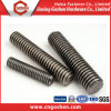 Steel inoxidable 316 Full de Machine B7 Thread Rod