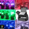 luz profissional da parede da lavagem do diodo emissor de luz do estágio 180X3w