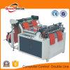 Heißsiegelfähigkeit-u. Ausschnitt-Shirt-Beutel, der Maschine (DFR500-700, herstellt)